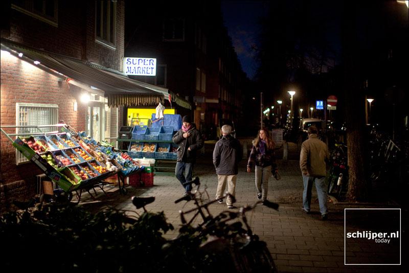 Nederland, Amsterdam, 15 december 2010