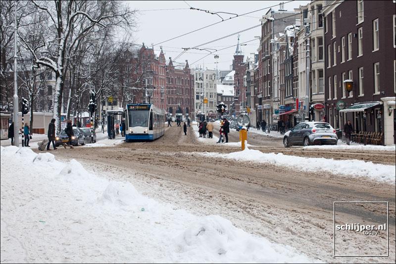 Nederland, Amsterdam, 19 december 2010