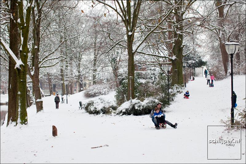 Nederland, Utrecht, 21 december 2010
