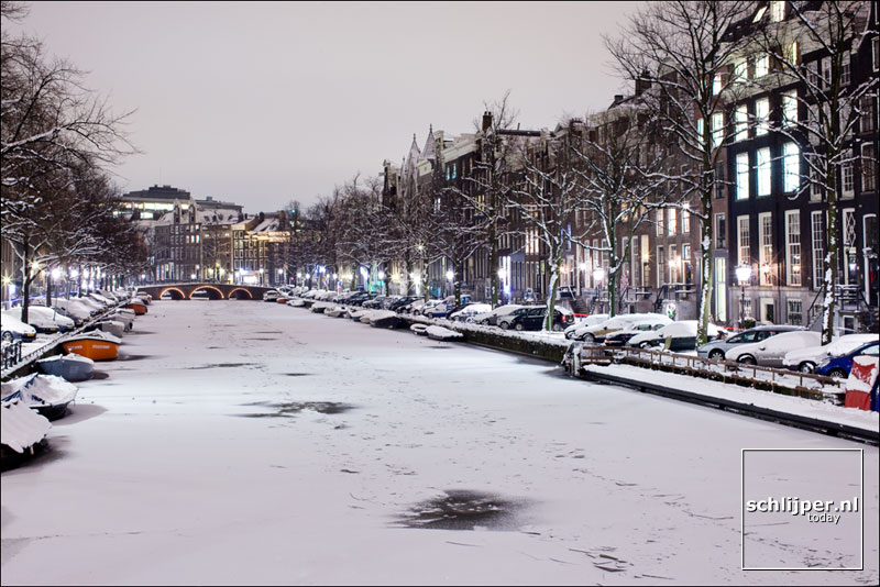 Nederland, Amsterdam, 21 december 2010