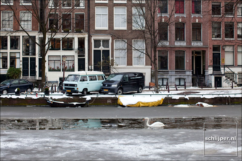Nederland, Amsterdam, 26 december 2010