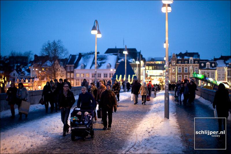Nederland, Maastricht, 28 december 2010