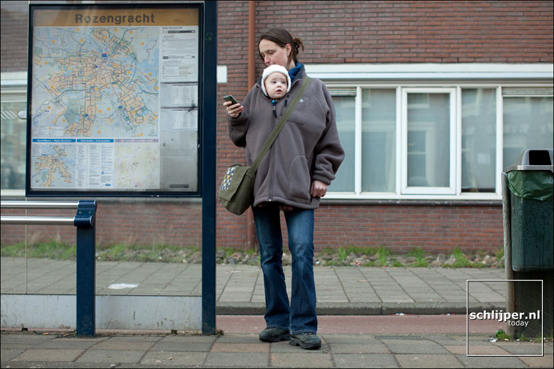 Nederland, Amsterdam, 3 januari 2011