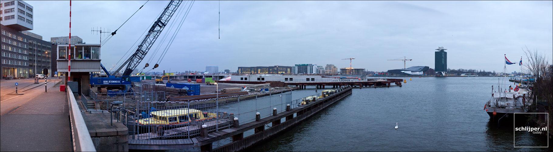 Nederland, Amsterdam, 4 januari 2011