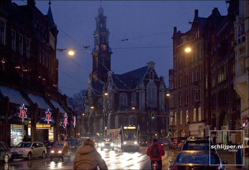 Nederland, Amsterdam, 6 januari 2011