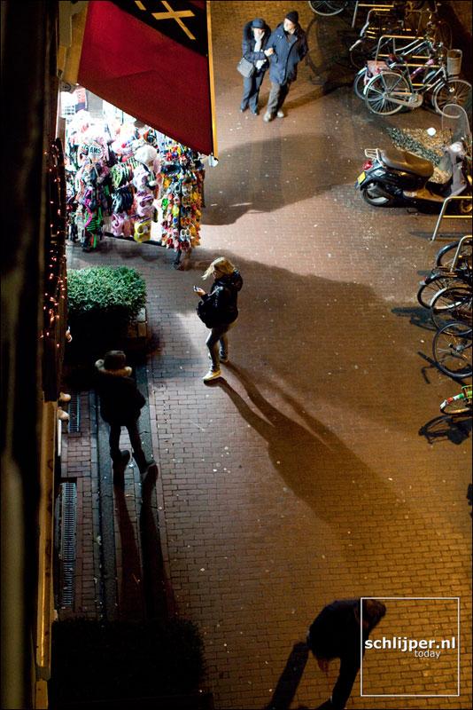 Nederland, Amsterdam, 7 januari 2011