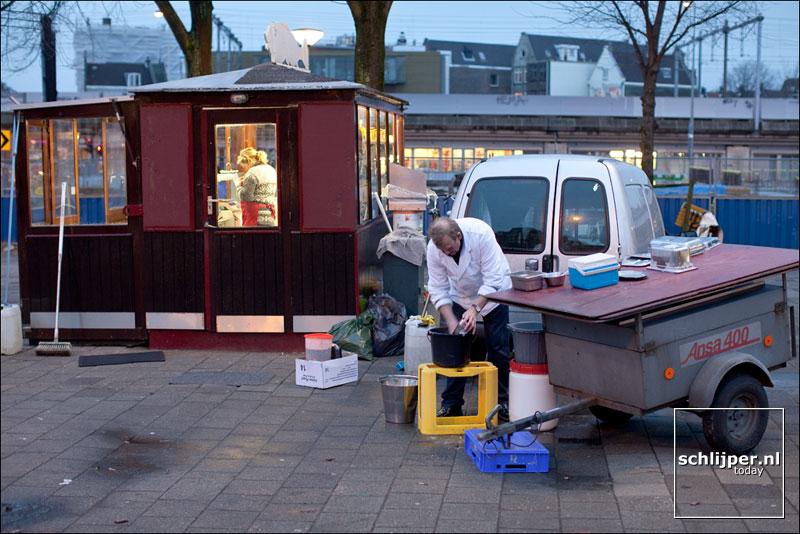 Nederland, Amsterdam, 8 januari 2011