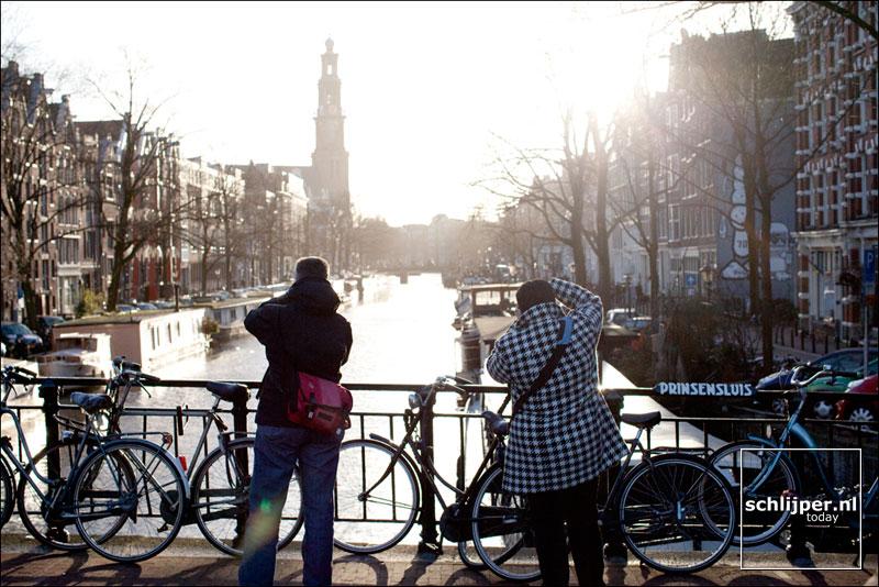 Nederland, Amsterdam, 9 januari 2011