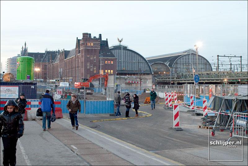 Nederland, Amsterdam, 10 januari 2011