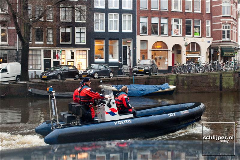 Nederland, Amsterdam, 13 januari 2011