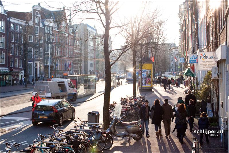 Nederland, Amsterdam, 16 januari 2011