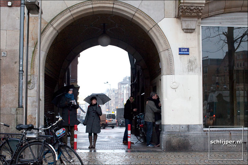 Nederland, Amsterdam, 17 januari 2011
