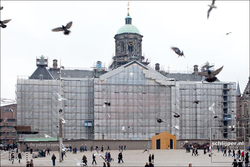 Nederland, Amsterdam, 18 januari 2011