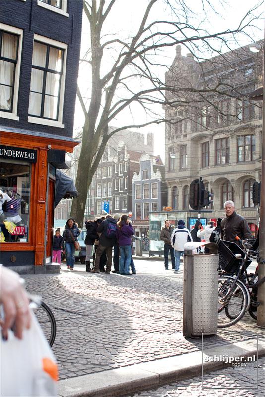 Nederland, Amsterdam, 22 januari 2011