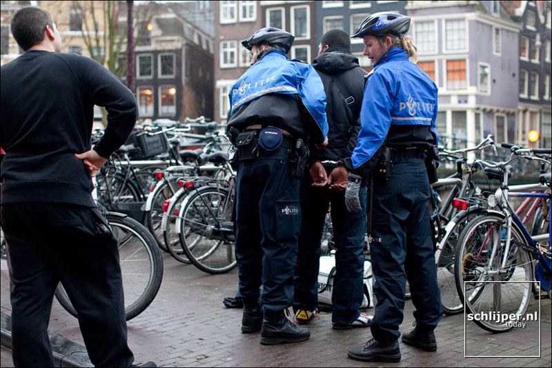 Nederland, Amsterdam, 23 januari 2011