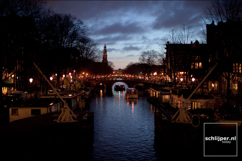 Nederland, Amsterdam, 25 januari 2011