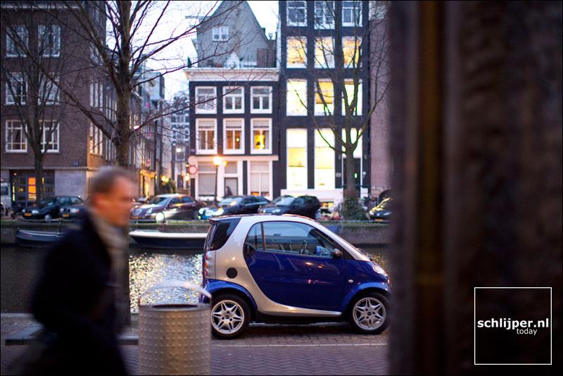 Nederland, Amsterdam, 27 januari 2011