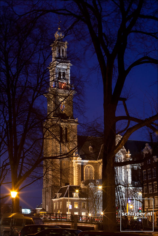 Nederland, Amsterdam, 28 januari 2011
