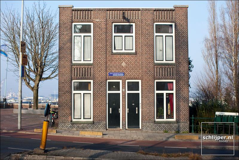 Nederland, Amsterdam, 29 januari 2011