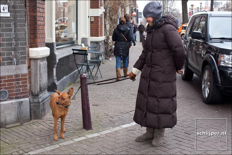 Nederland, Amsterdam, 30 januari 2011