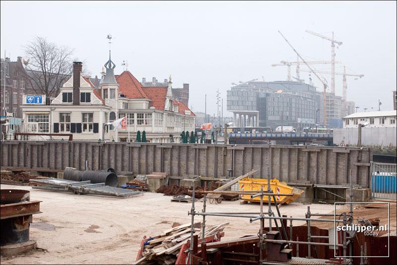 Nederland, Amsterdam, 1 februari 2011