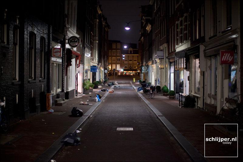 Nederland, Amsterdam, 7 februari 2011