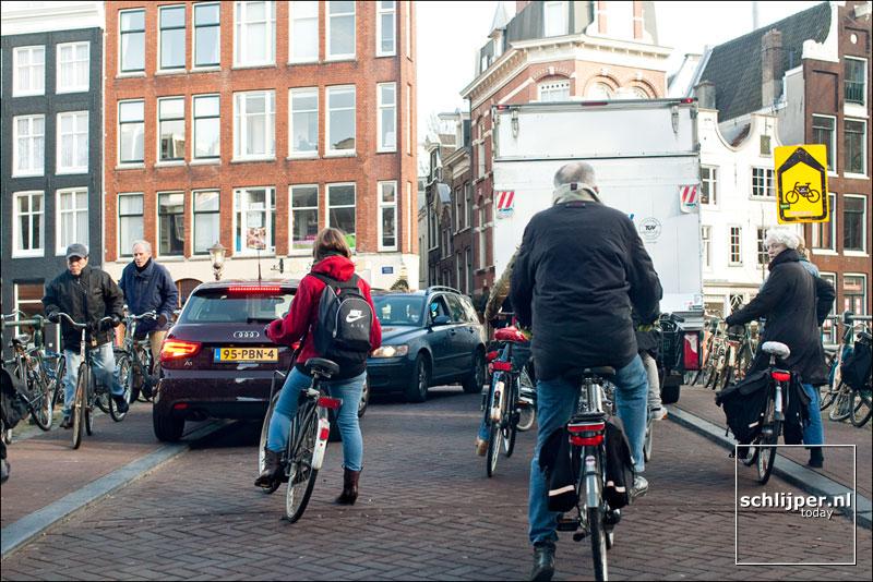 Nederland, Amsterdam, 8 februari 2011