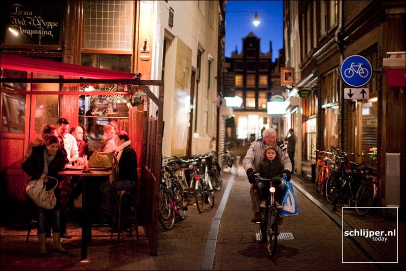 Nederland, Amsterdam, 9 februari 2011
