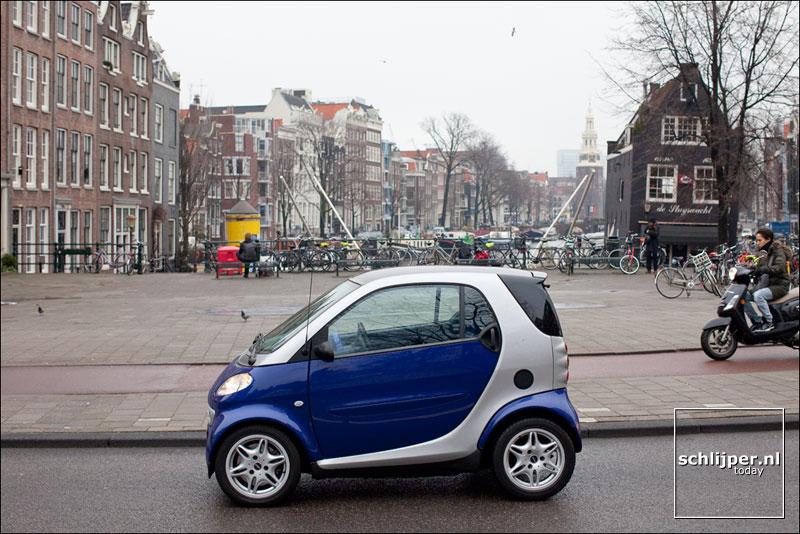 Nederland, Amsterdam, 11 februari 2011