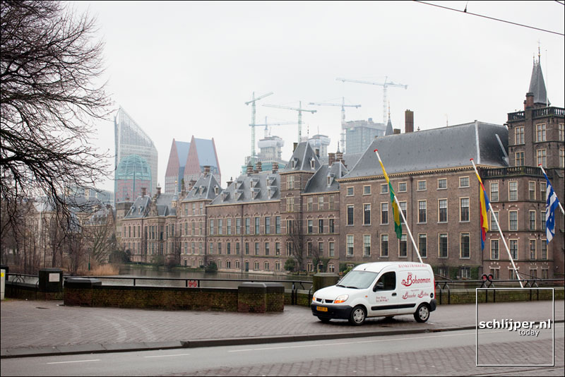 Nederland, Amsterdam, 14 februari 2011