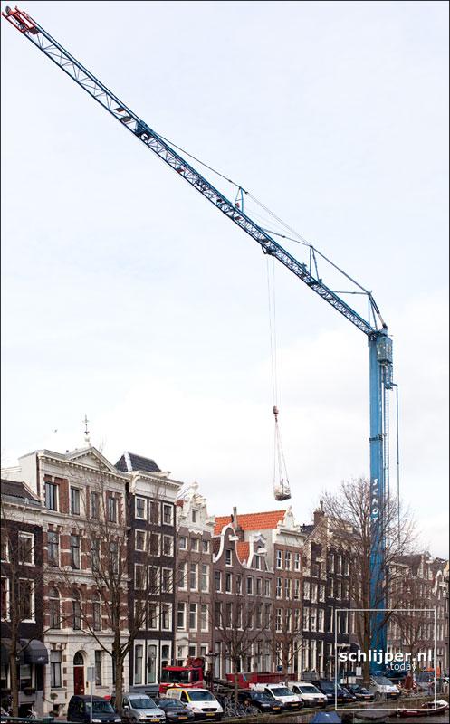 Nederland, Amsterdam, 15 februari 2011