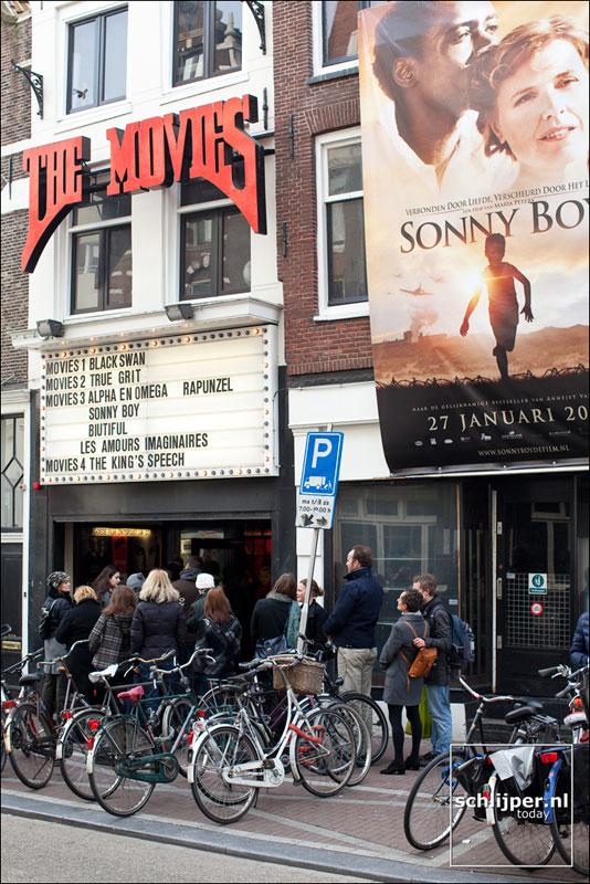 Nederland, Amsterdam, 20 februari 2011