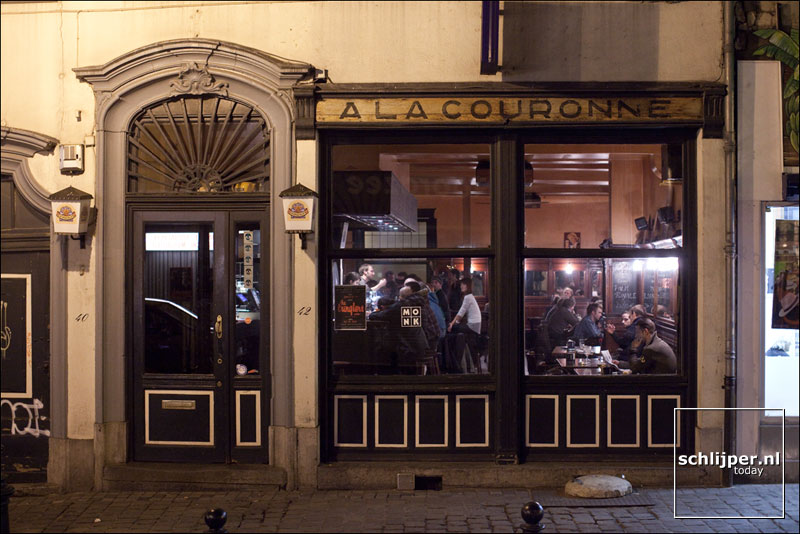 Belgie, Brussel, 21 februari 2011