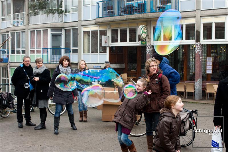 Nederland, Amsterdam, 24 februari 2011