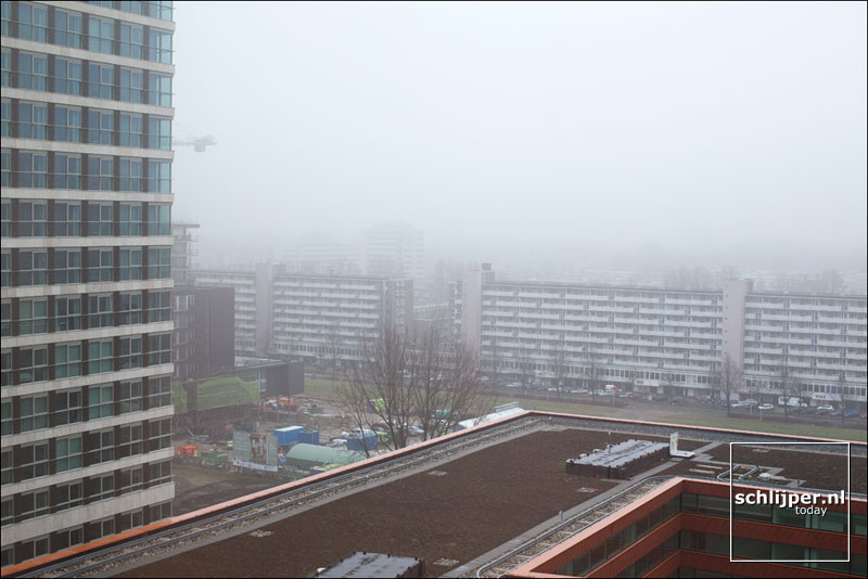 Nederland, Amsterdam, 25 februari 2011