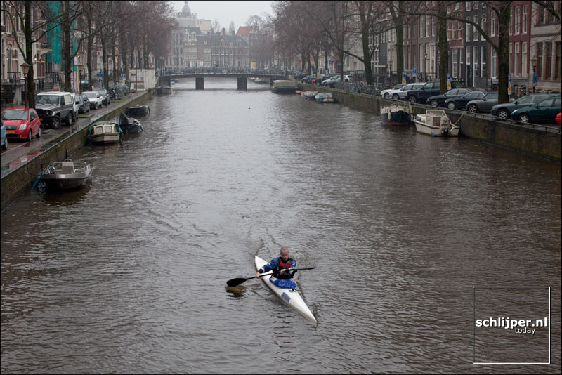 Nederland, Amsterdam, 26 februari 2011