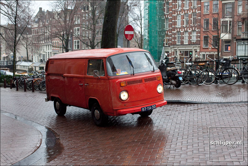 Nederland, Amsterdam, 27 februari 2011