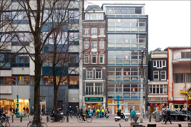 Nederland, Amsterdam, 1 maart 2011
