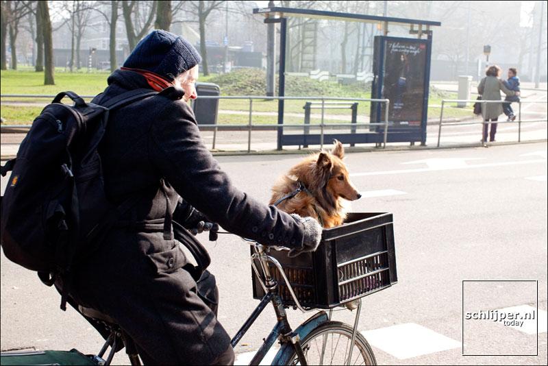 Nederland, Amsterdam, 2 maart 2011