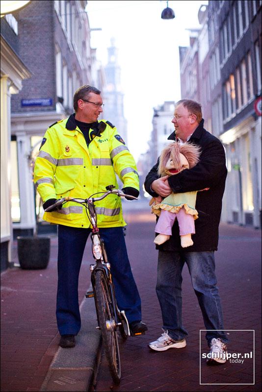 Nederland, Amsterdam, 4 maart 2011