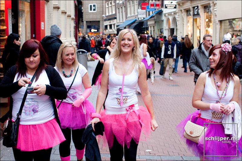 Nederland, Amsterdam, 5 maart 2011