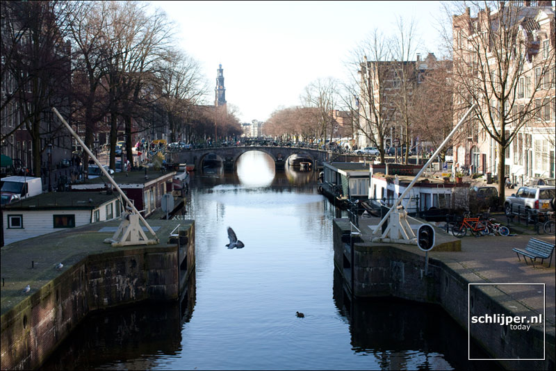 Nederland, Amsterdam, 7 maart 2011