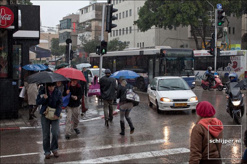 Israel, Tel Aviv, 11 maart 2011