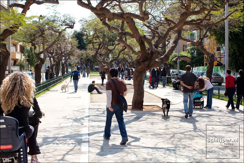 Israel, Tel Aviv, 12 maart 2011