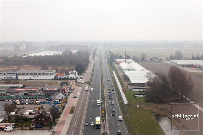 Nederland, Rozenburg, 16 maart 2011