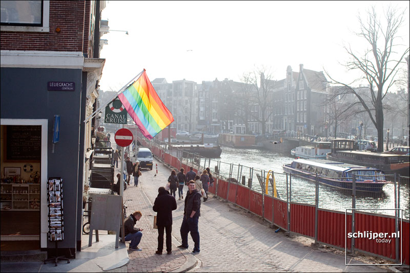 Nederland, Amsterdam, 16 maart 2011