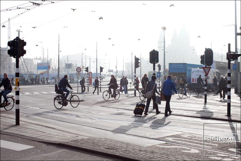 Nederland, Amsterdam, 18 maart 2011