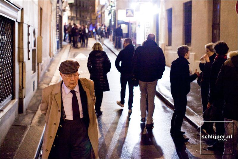 Frankrijk, Parijs, 18 maart 2011
