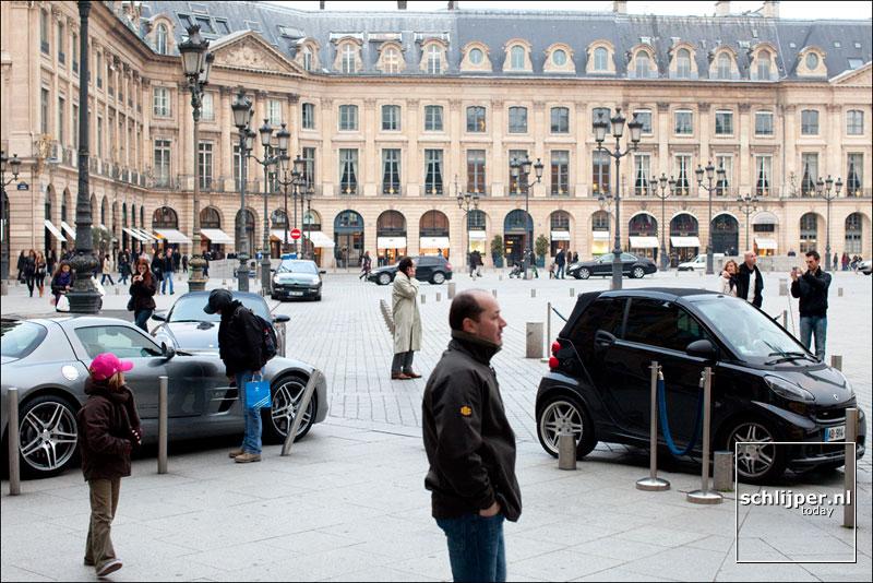 Frankrijk, Parijs, 19 maart 2011