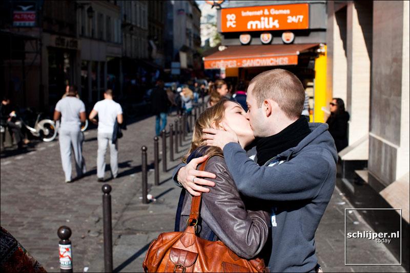 Frankrijk, Parijs, 20 maart 2011